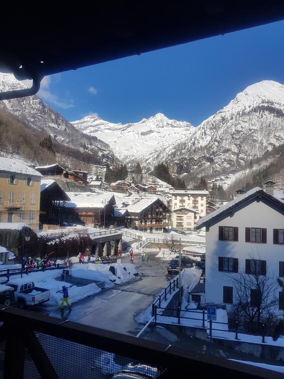 отель в Италии с красивым видом на горы