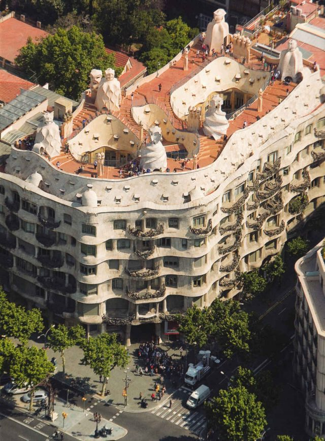 Дом Мила крыша
