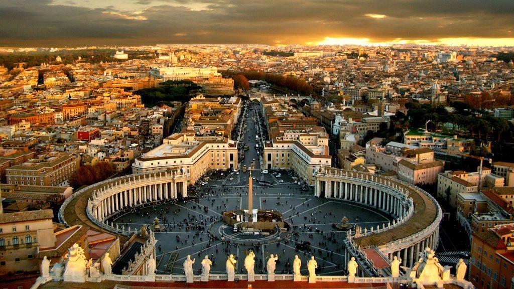 Италия город