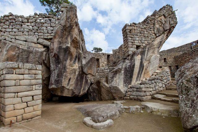 Храм Кондора