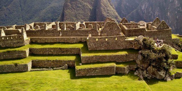 Мачу Пикчу строения