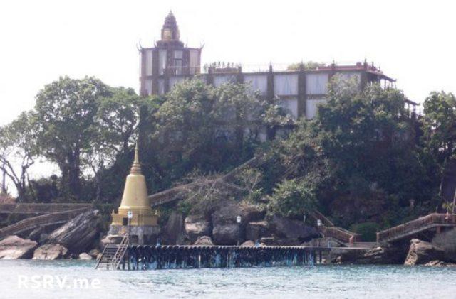 Остров Ко-Дек-Куль вблизи