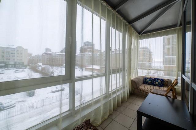 апартаменты с террасой в Казани