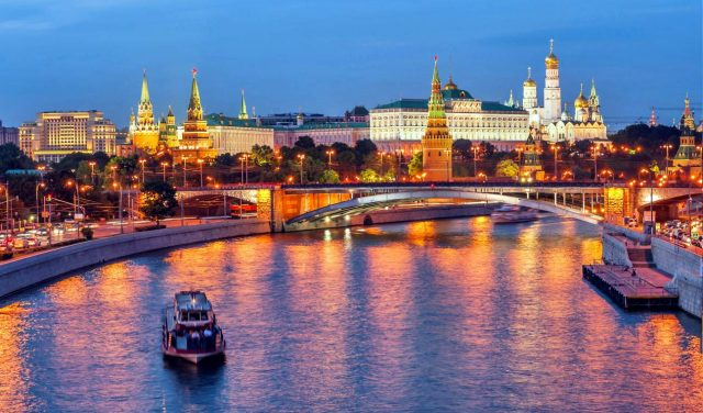 Шикарная Москва