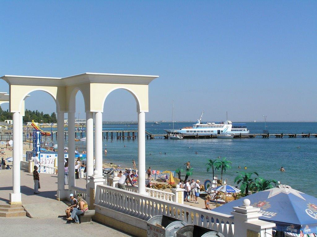 Евпатория город в Крыму
