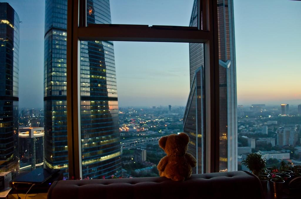 Шикарный вид из окна хостела на Москва-Сити hostel-icon3