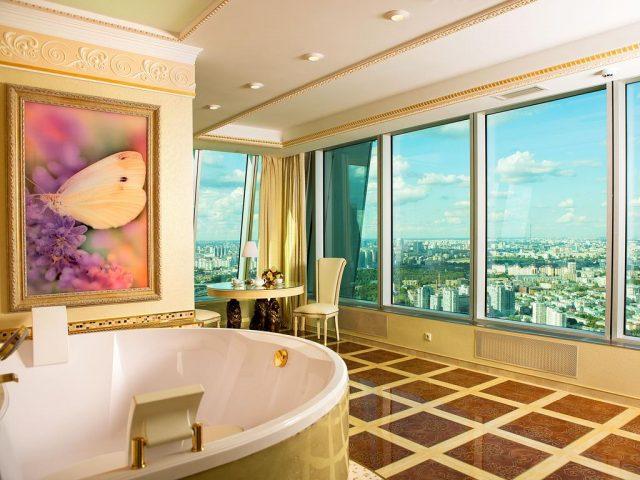 шикарный вид из окна отеля на Москва-Сити imperiya-siti5