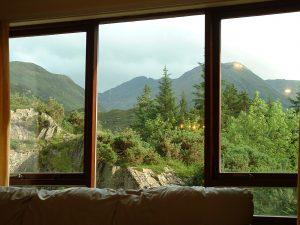 Гостиницы с красивым видом на горы