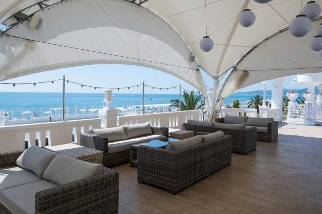 отель в Сочи с видом на море