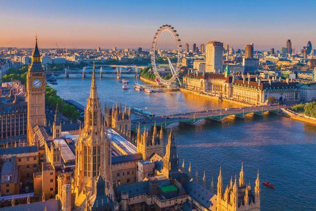 Лондон и его достопримечательности