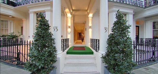 шикарные отели Лондона с наилучшим расположением
