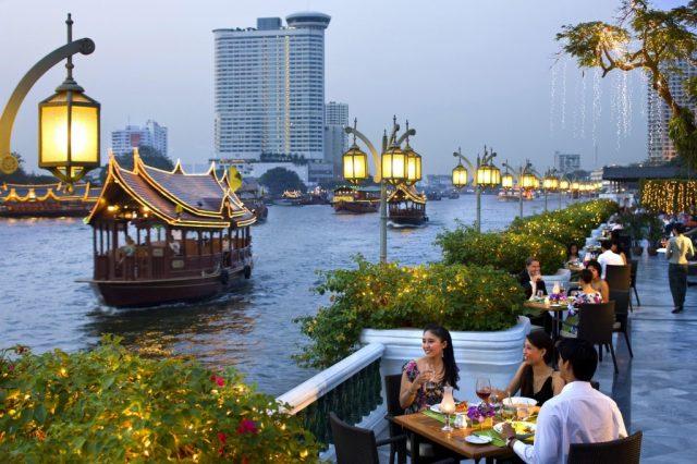 манящий Бангкок
