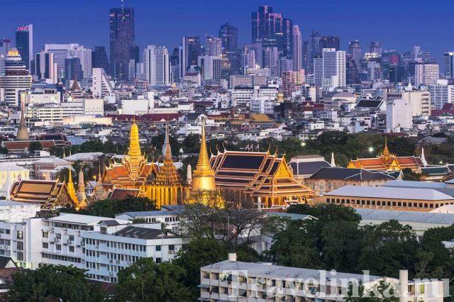 Отели Бангкока с красивым видом