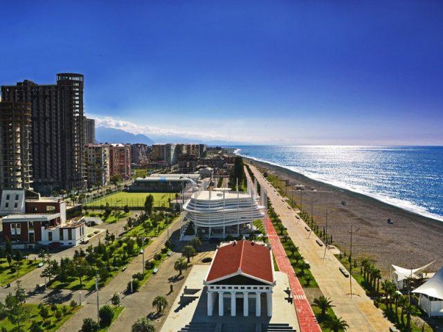 апартаменты Батуми с видом на море