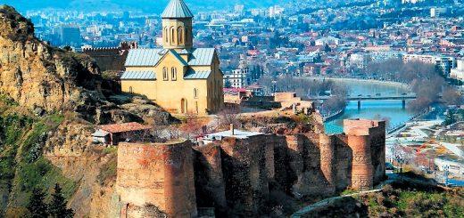 Виды Грузии
