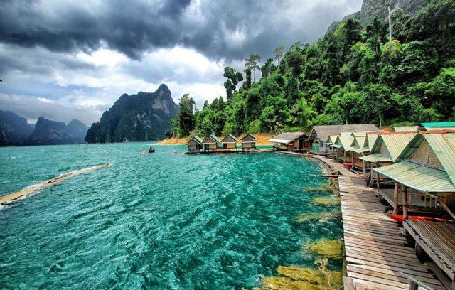 Као Сок и озеро Чео Лан в Таиланде