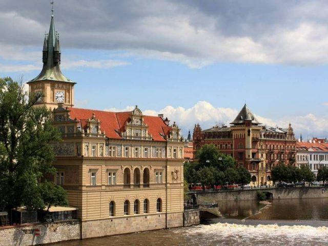 Музей Бедржиха Сметаны в Праге