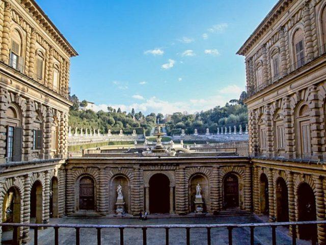 Палаццо Питти - Резиденция Правителей Флоренции