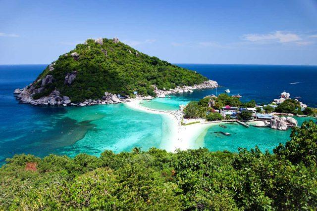 райский остров Тау