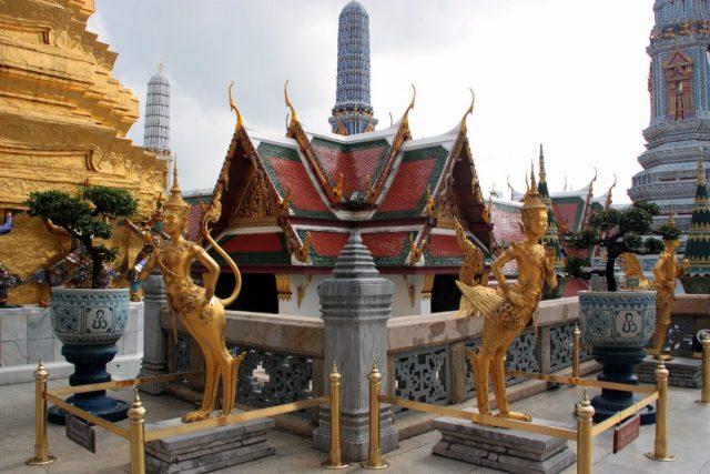 Ват Пхра Кео храм в Таиланде