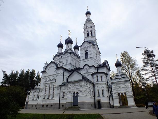 церковь Иконы Казанской Божьей Матери Зеленогорск