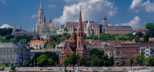 отели Будапешта с красивым видом на достопримечательности
