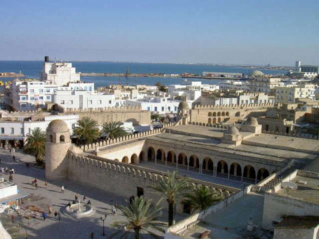 достопримечательности Сусса в Тунисе