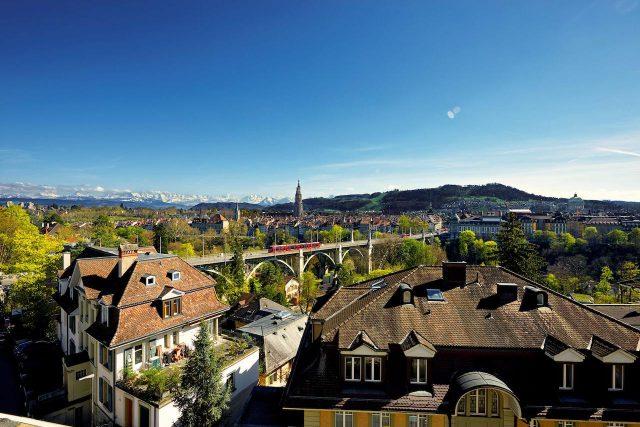 видовые отели Берна в Швейцарии