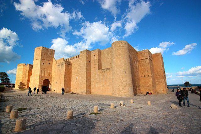 Крепость Рибат Монастир