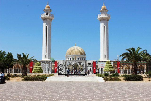 Мавзолей Хабиба Бургибы Тунис