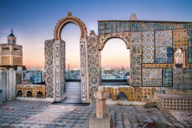 достопримечательности Медины в Тунисе