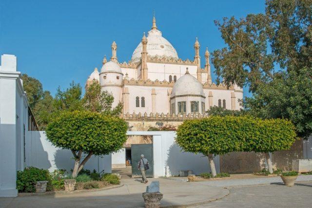 Собор Святого Людовика Тунис