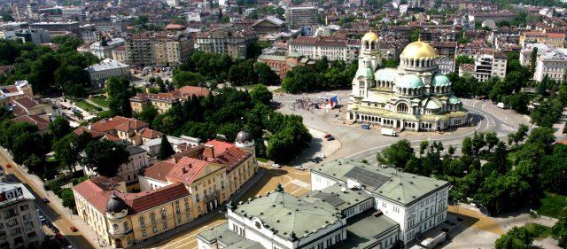 отели Софии с красивым видом на город и достопримечательности