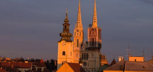 Отели Загреба