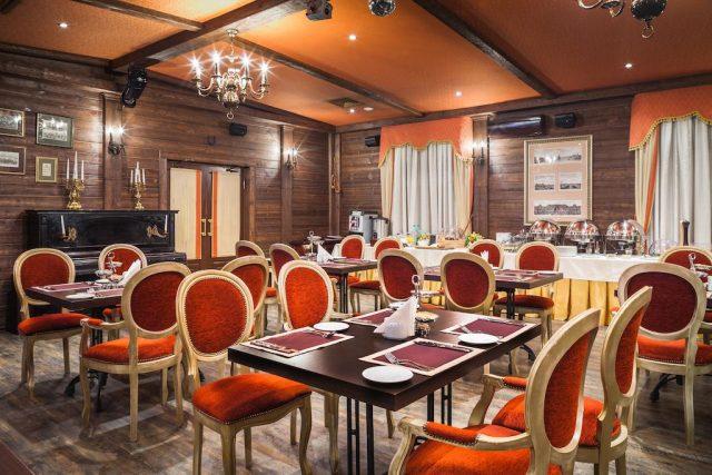 отличный банкетный зал для проведения корпоратива в Москве
