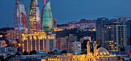 Путешествие в Баку