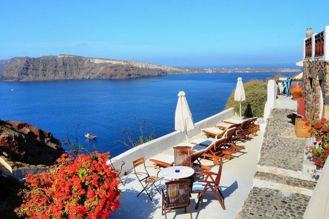 Отдых в Греции в бархатный сезон