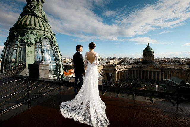 Отели Санкт-Петербурга для молодоженов