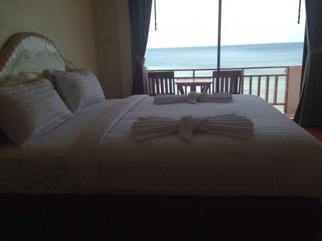 отели острова Ко Чанг Таиланд с красивым видом на море