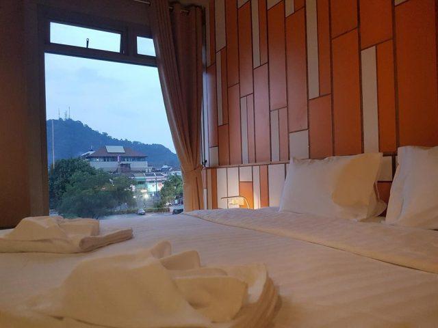 оригинальные отели Пхукета с красивым видом из окна