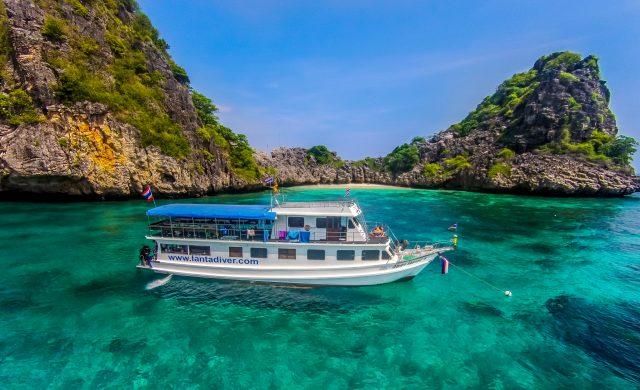 отдых на острове Ко Ланта Таиланд в отелях с красивым видом на море