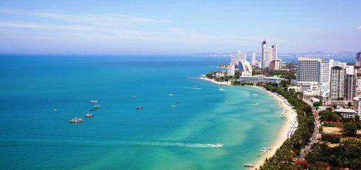 отели Патайи с красивым видом на море
