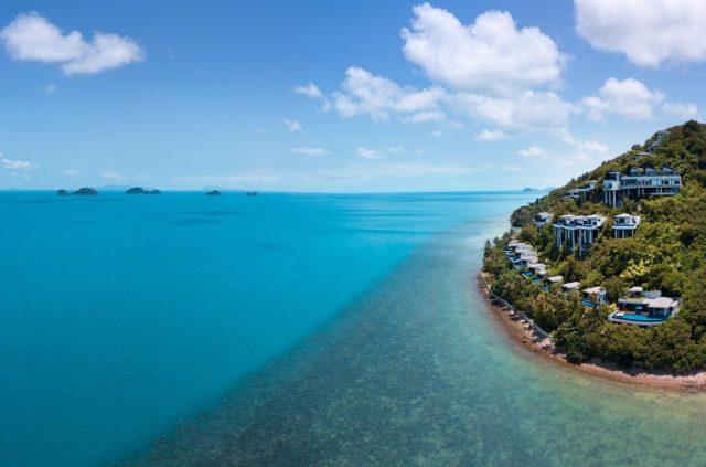 красивые отели Самуи с видом на море