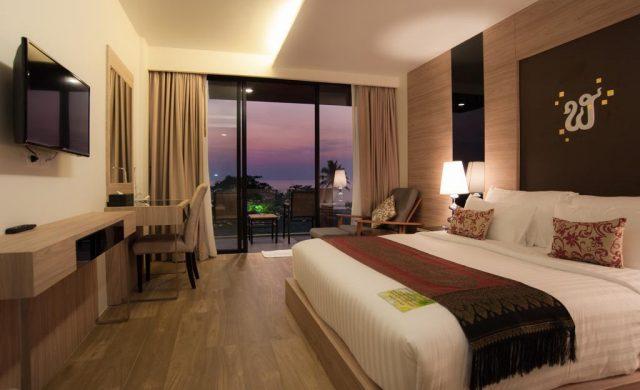 отели острова Ко Чанг в Таиланде с красивым видом на море
