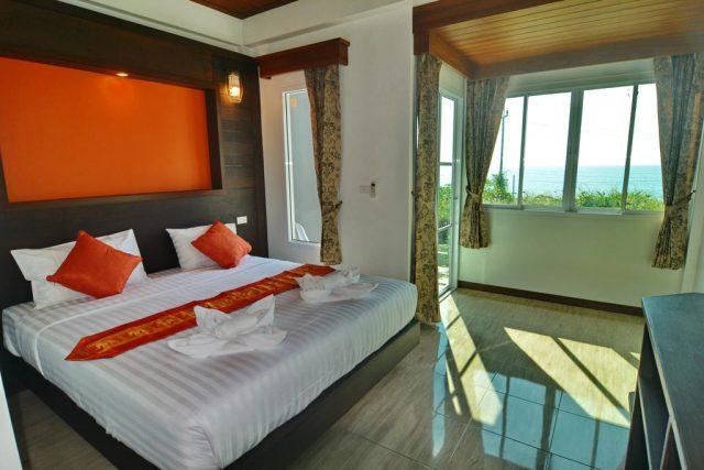 отели с красивым видом на море на острове Ко Ланта Таиланд