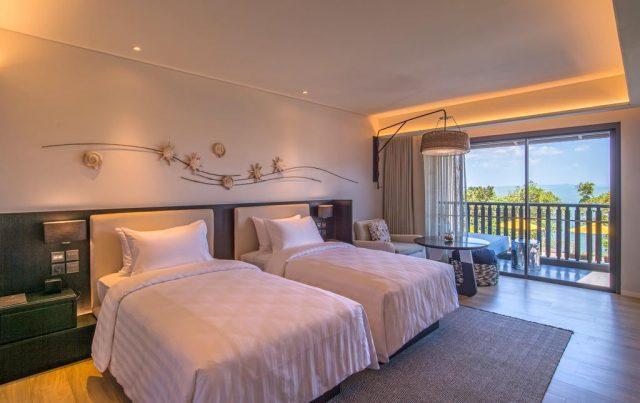 отели Краби с балконами и видом на море, Таиланд