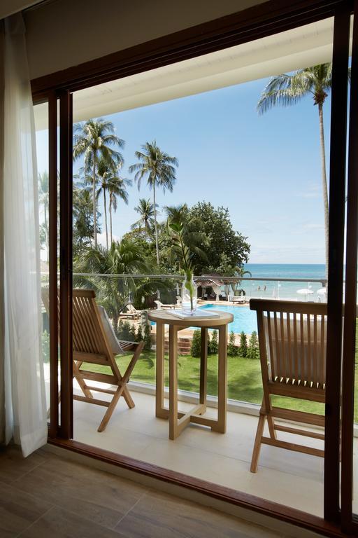 номера с красивым видом на море на острове Ко Чанг Таиланд