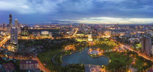 Отели Ханоя с красивым видом на город
