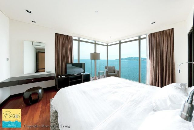 апартаменты в Нячанге с красивым панорамным видом на море и горы