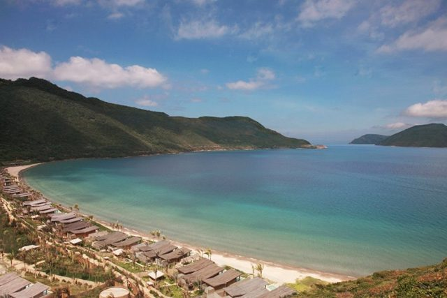 виллы на острове Кондао с шикарным видом на океан